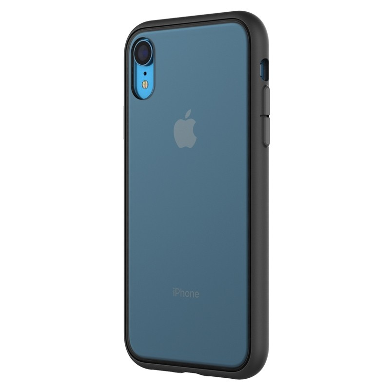 Incase Pop Case II iPhone XR Hoesje Zwart 07