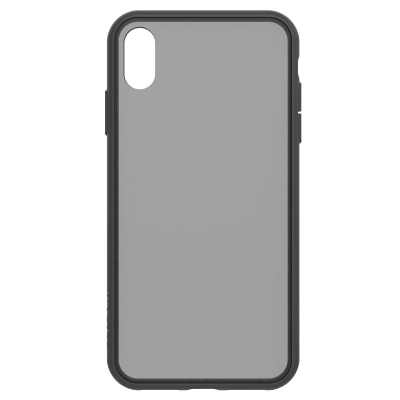 Incase Pop Case II iPhone XS Max Hoesje Zwart 01