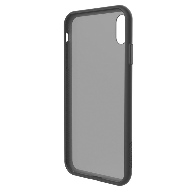 Incase Pop Case II iPhone XS Max Hoesje Zwart 03