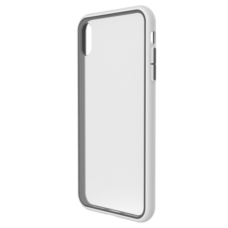 Incase Pop Case II iPhone XS Max Hoesje Wit / Transparant 02