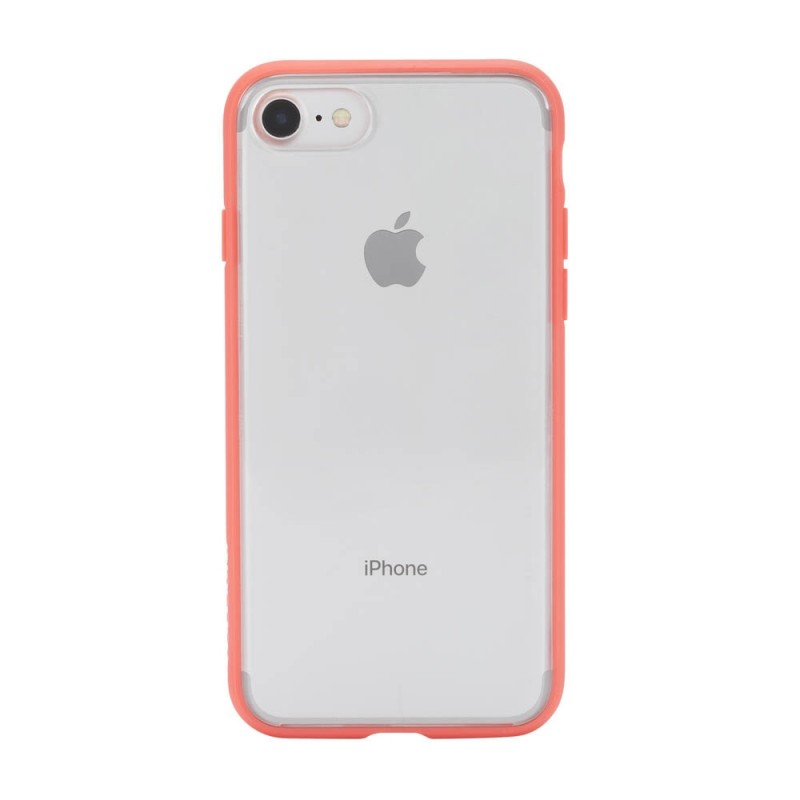 Incase Pop Case Clear iPhone 8/7 Roze/Transparant - 1