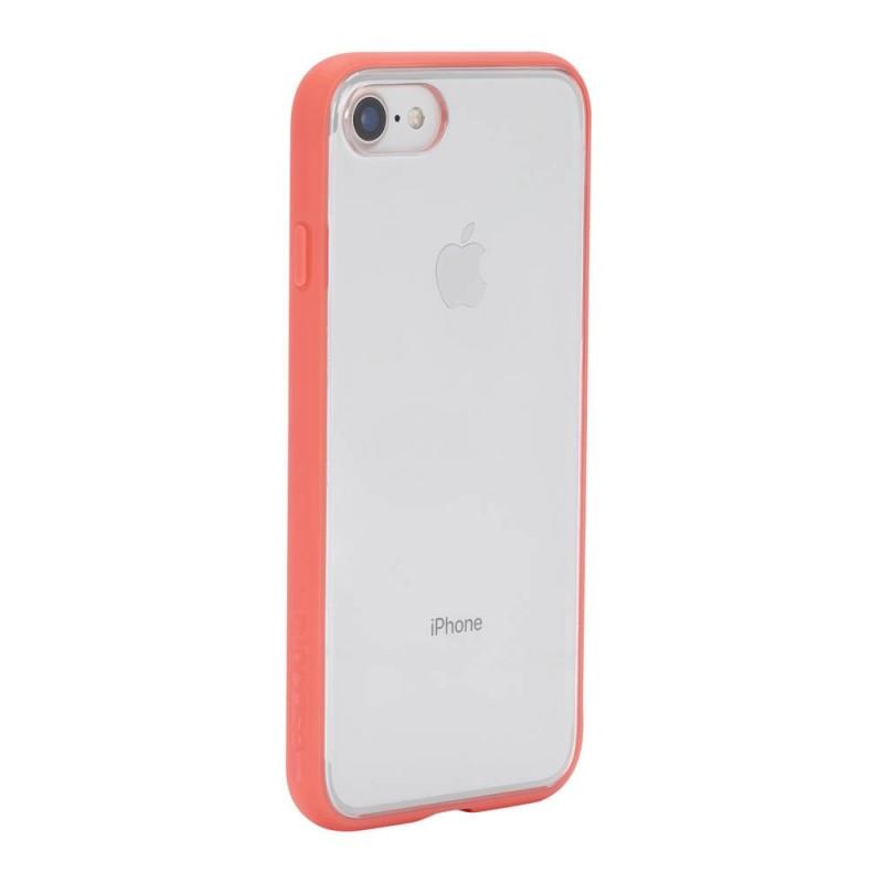 Incase Pop Case Clear iPhone 8/7 Roze/Transparant - 2