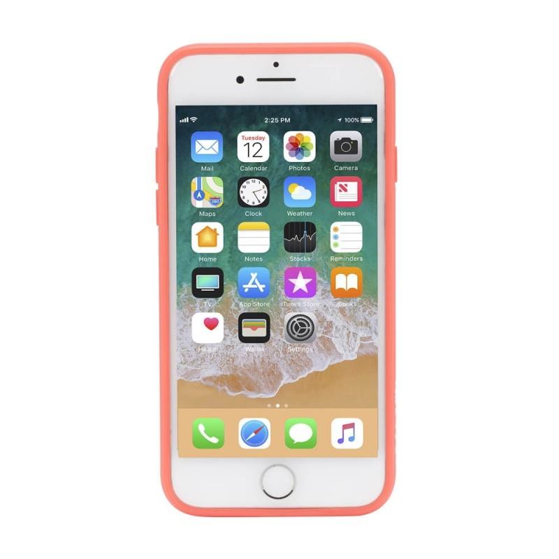 Incase Pop Case Clear iPhone 8/7 Roze/Transparant - 4