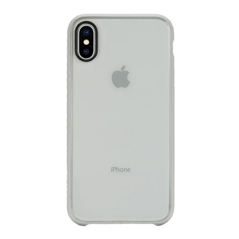 Incase Pop Case iPhone X/Xs Grijs/Transparant - 1