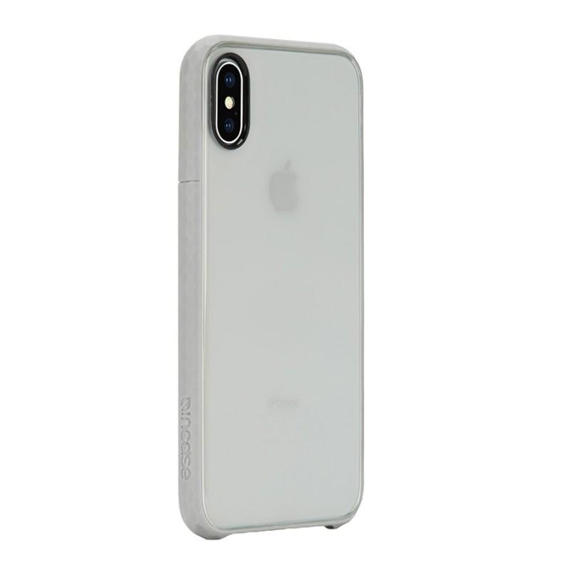 Incase Pop Case iPhone X/Xs Grijs/Transparant - 2