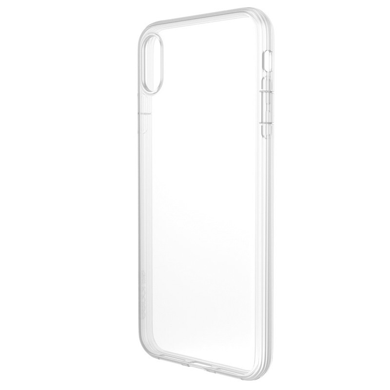Incase - Protective Clear Cover iPhone XS Max Transparant 02