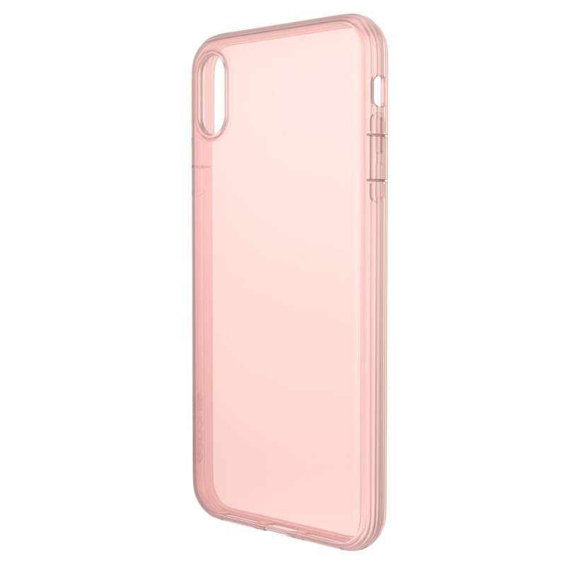 Incase - Protective Clear Cover iPhone XS Max Rose Gold 02