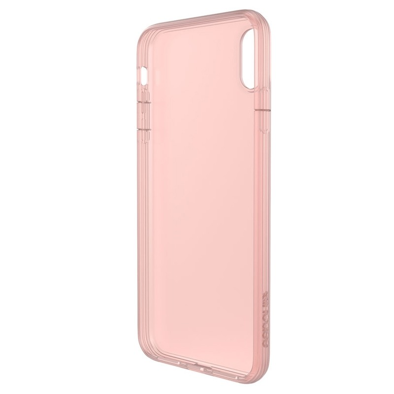 Incase - Protective Clear Cover iPhone XS Max Rose Gold 03