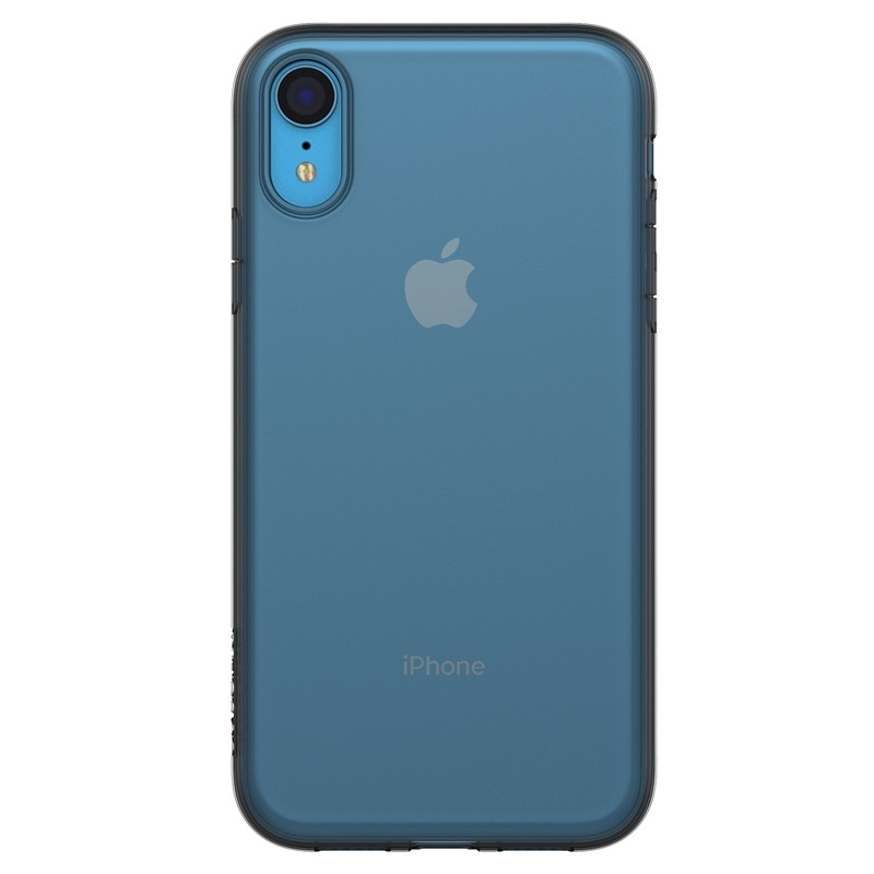 Incase Protective Clear Cover iPhone XR Zwart 01