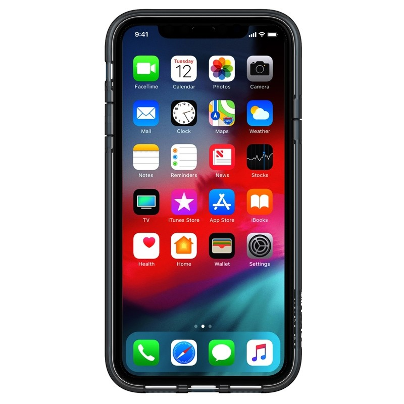 Incase Protective Clear Cover iPhone XR Zwart 06