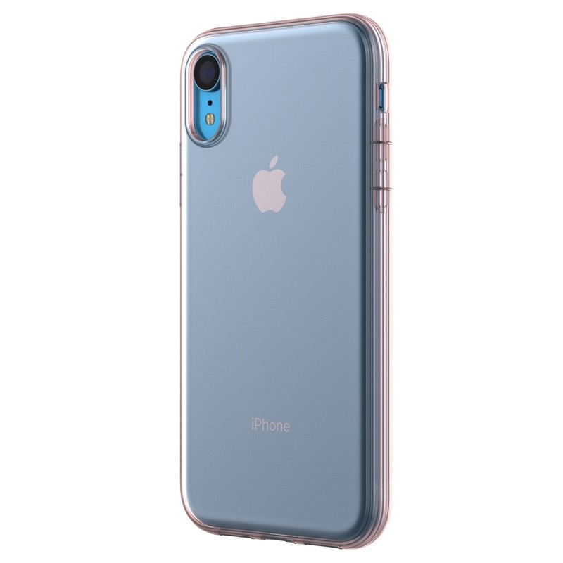 Incase Protective Clear Cover iPhone XR Clear Roze 07