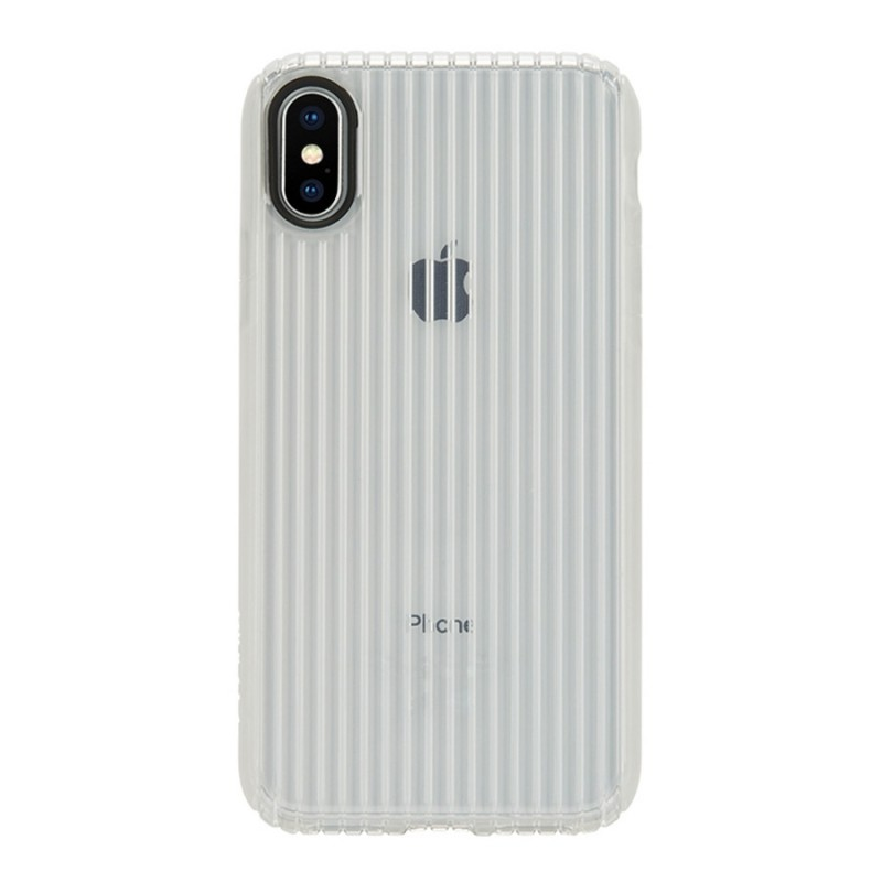 Incase Protective Guard iPhone X/Xs Hoesje Clear - 1