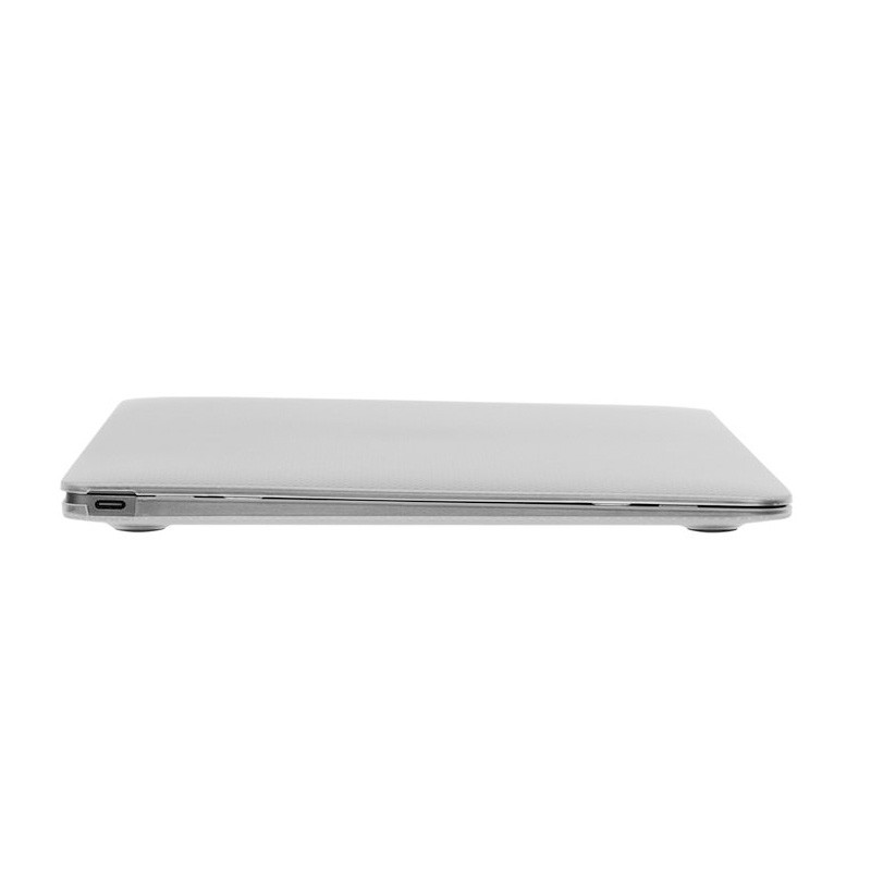 Incase Hardshell Macbook 12 inch Clear - 4