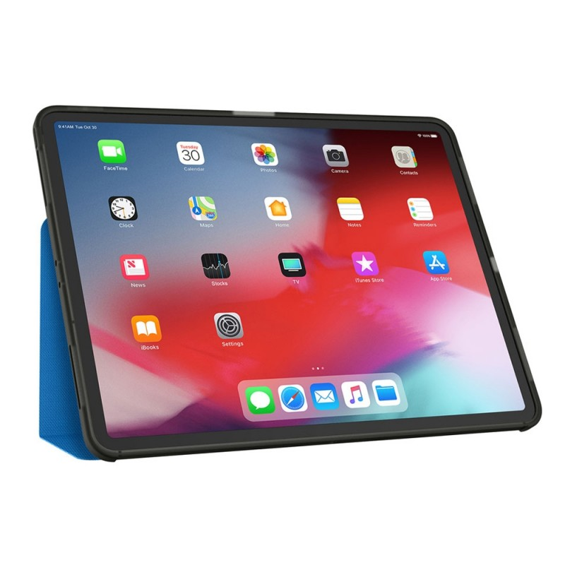 Incipio Clarion Folio iPad Pro 12,9 inch (2018) Blauw Zwart 03
