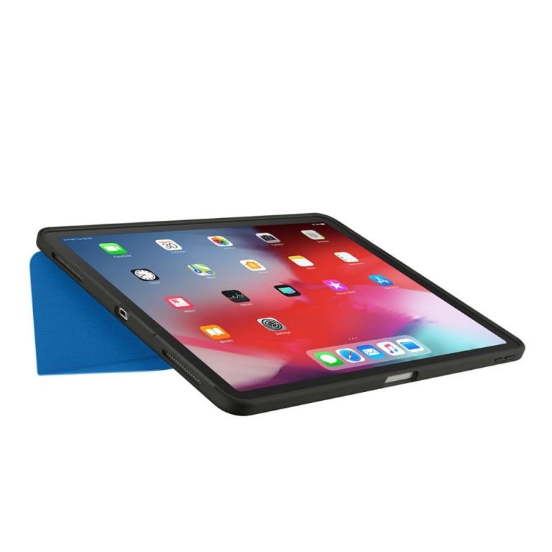 Incipio Clarion Folio iPad Pro 12,9 inch (2018) Blauw Zwart 07