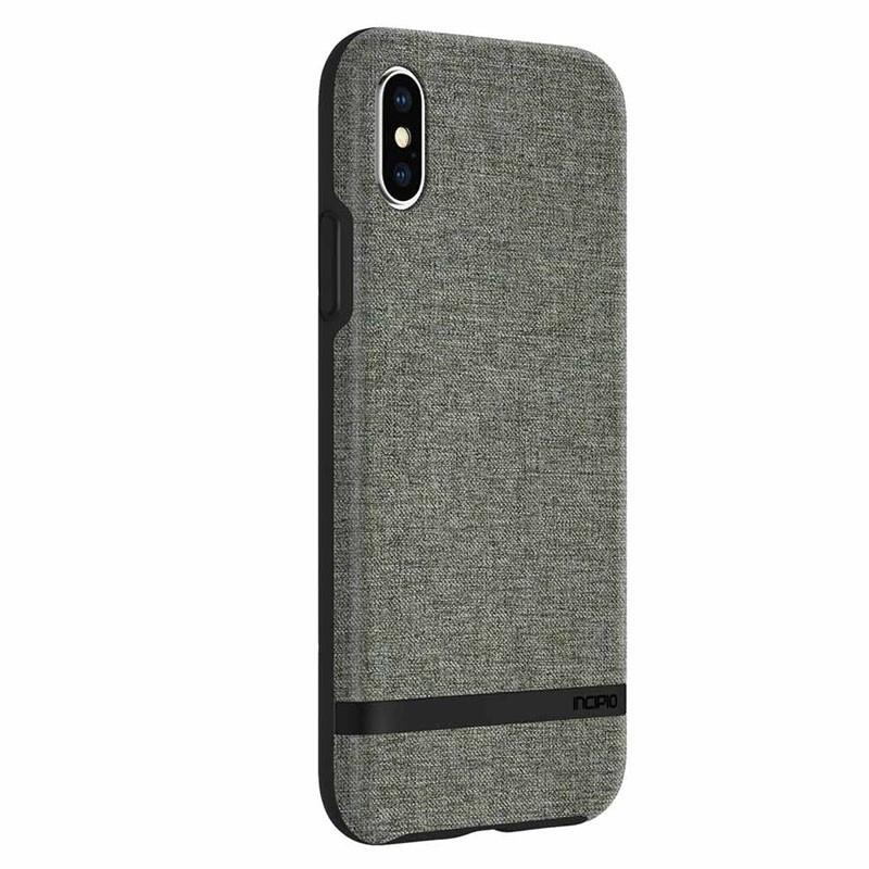 Incipio Esquire iPhone X/Xs Hoesje Forest Gray - 3
