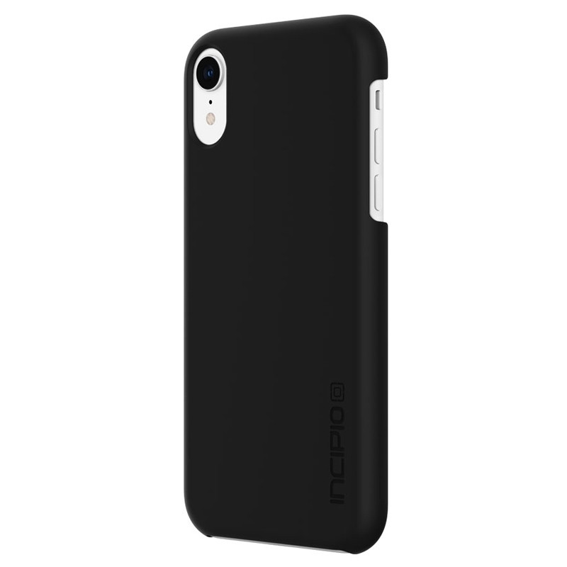 Incipio Feather iPhone XR Hoesje Zwart 03
