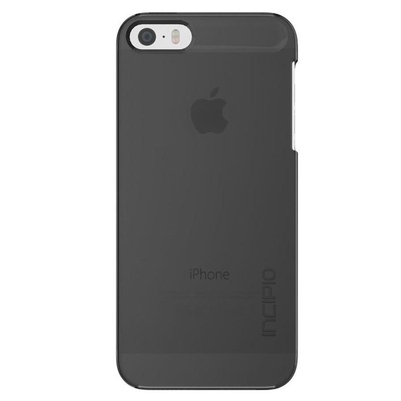 Incipio Feather Pure iPhone SE / 5S / 5 Black - 4