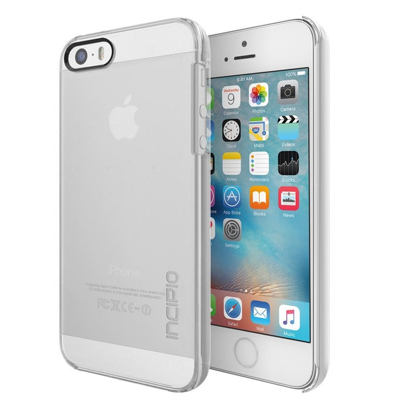Incipio Feather Pure iPhone SE / 5S / 5 Clear - 1