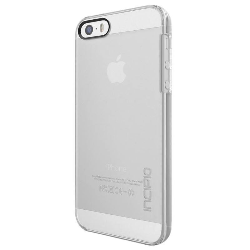 Incipio Feather Pure iPhone SE / 5S / 5 Clear - 2
