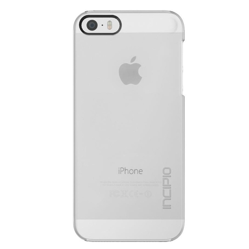 Incipio Feather Pure iPhone SE / 5S / 5 Clear - 4