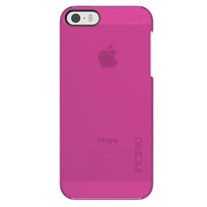 Incipio Feather Pure iPhone SE / 5S / 5 Pink - 4