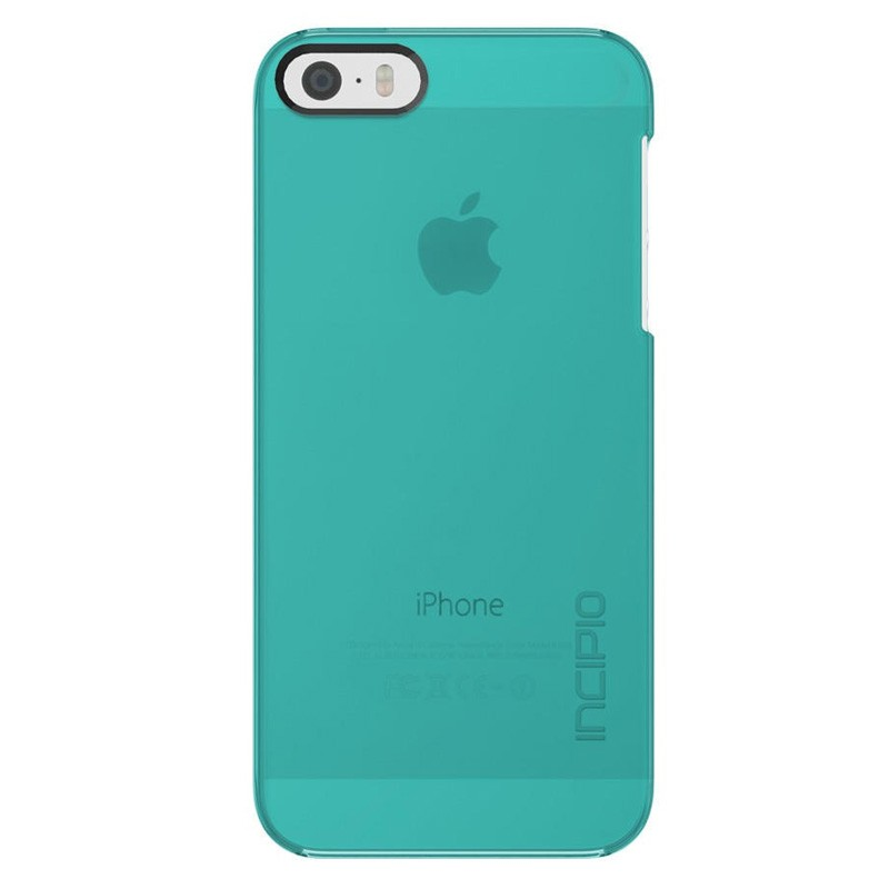 Incipio Feather Pure iPhone SE / 5S / 5 Turqoise - 4