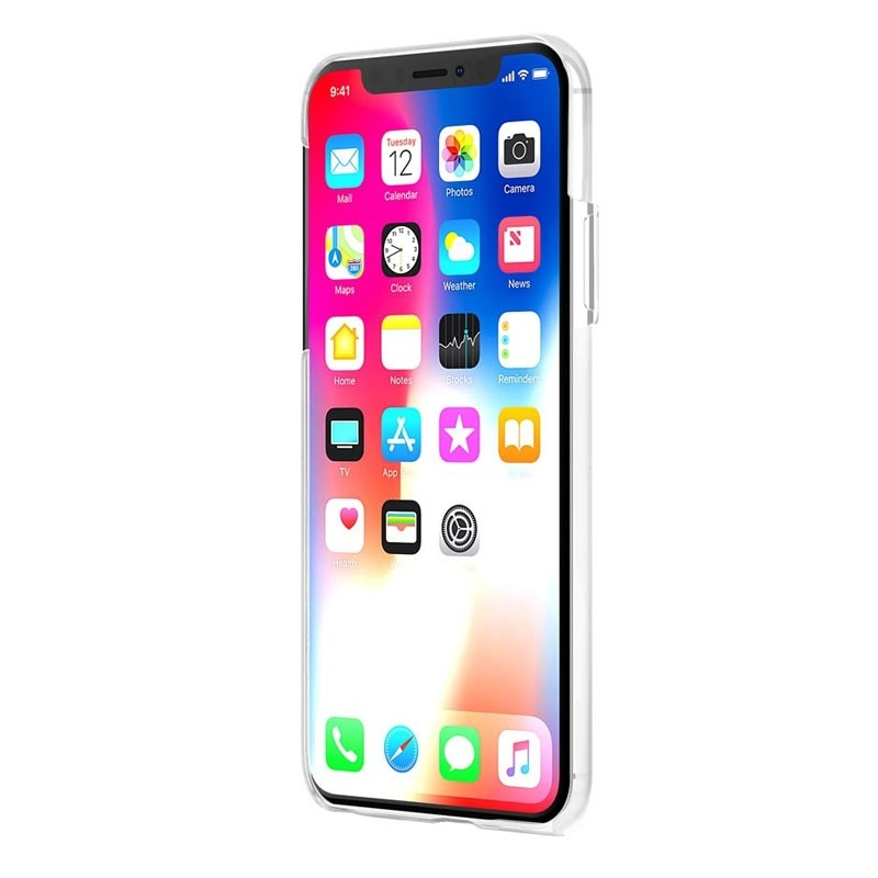 Incipio Feather Pure iPhone X/Xs Clear - 4