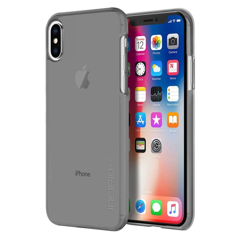 Incipio Feather Pure iPhone X/Xs Smoke - 1