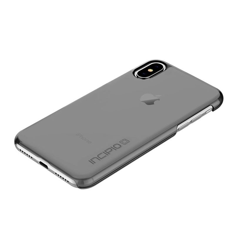Incipio Feather Pure iPhone X/Xs Smoke - 3