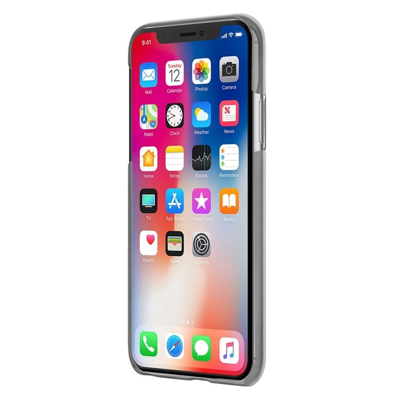 Incipio Feather Pure iPhone X/Xs Smoke - 4