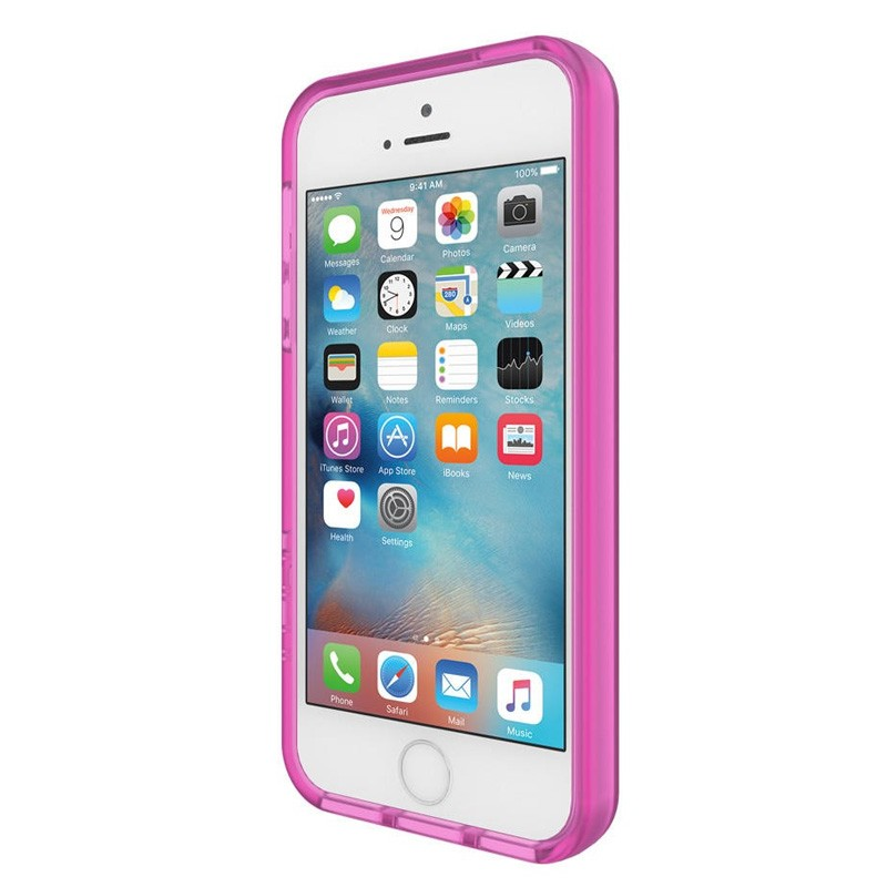Incipio NGP iPhone SE / 5S / 5 Translucent Pink - 3