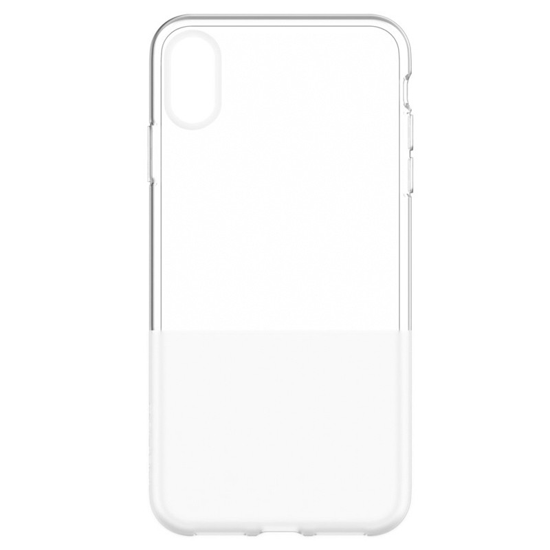 Incipio NGP iPhone XS Max Hoesje Transparant 01