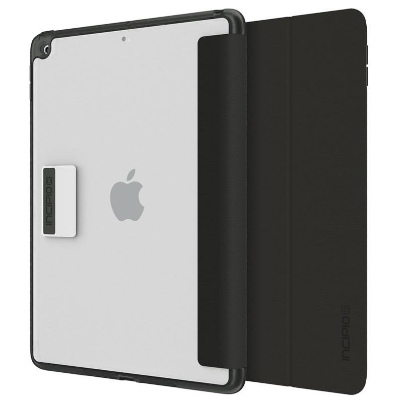 Incipio - Octane Pure iPad 9,7 inch 2017 Black 01