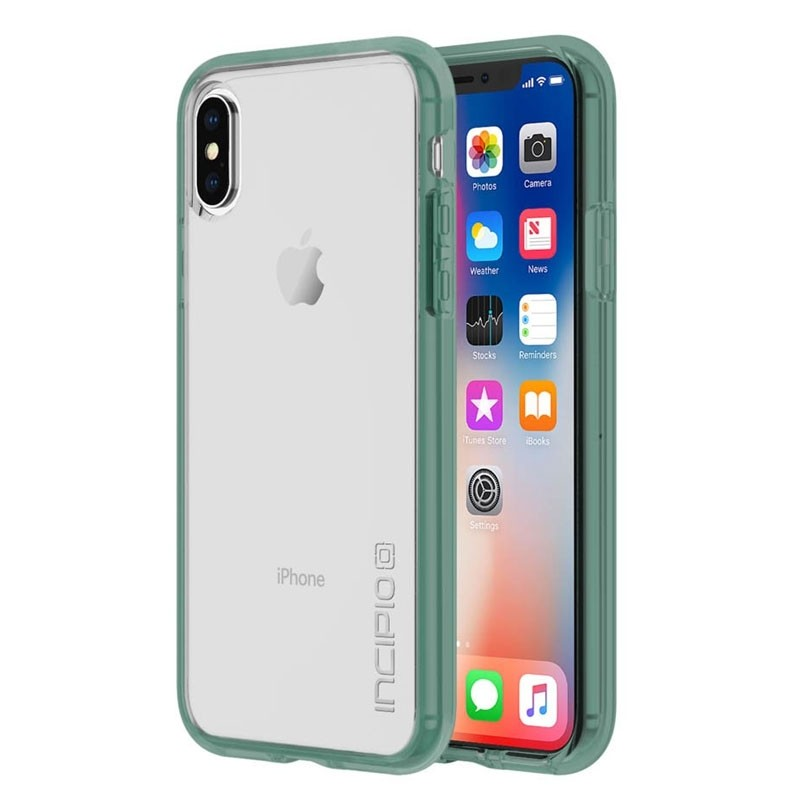 Incipio octane Pure iPhone X/Xs Mint/Clear - 1