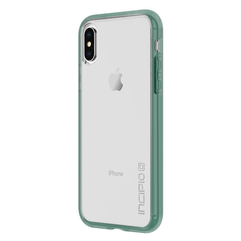 Incipio octane Pure iPhone X/Xs Mint/Clear - 2