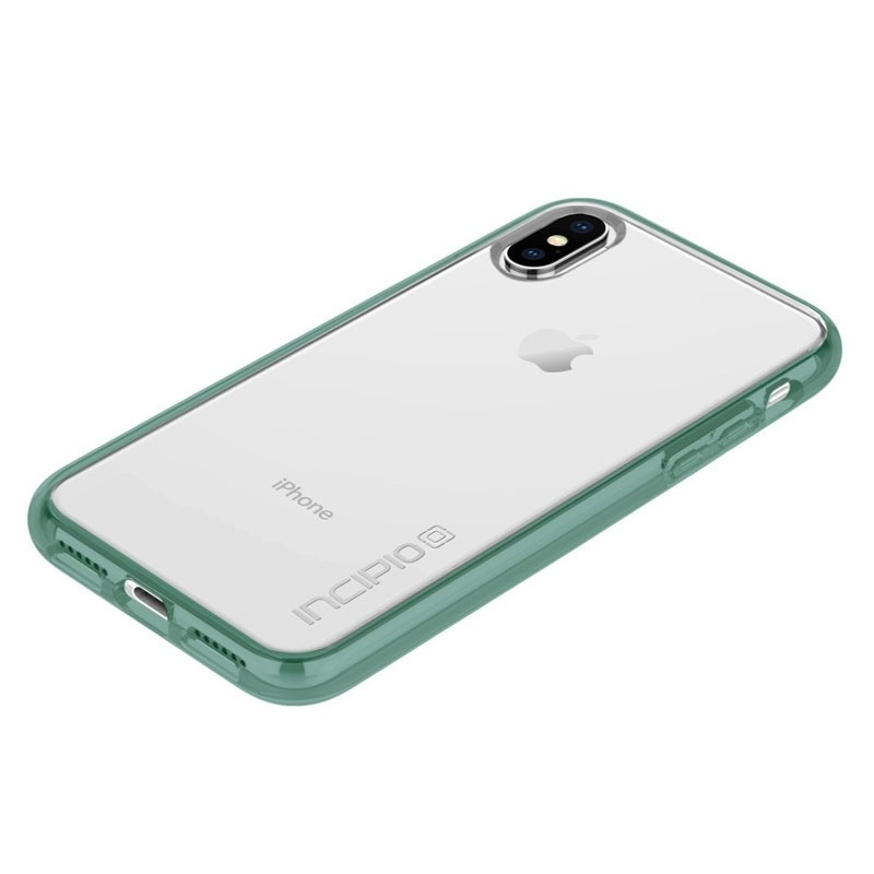 Incipio octane Pure iPhone X/Xs Mint/Clear - 3