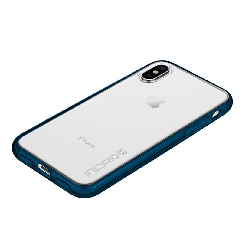 Incipio octane Pure iPhone X/Xs Navy/Clear - 3
