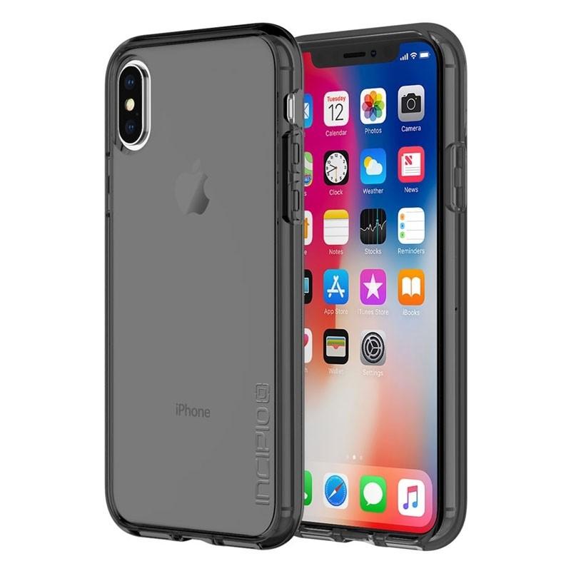 Incipio octane Pure iPhone X/Xs Smoke/Clear - 1