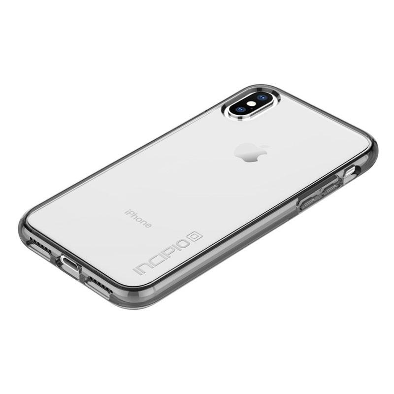 Incipio octane Pure iPhone X/Xs Smoke/Clear - 3