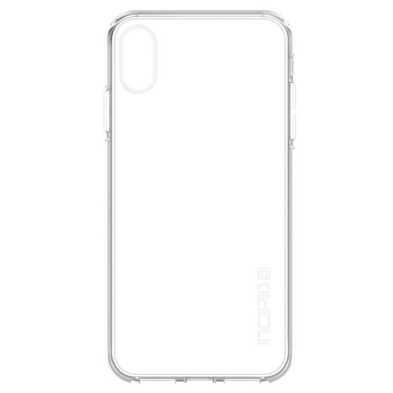 Incipio Octane Pure iPhone XS Max Hoesje Transparant 01