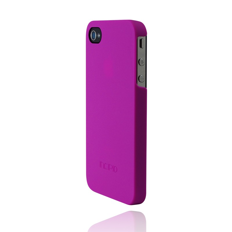 Incipio Feather iPhone 4(S) Bright Purple - 1