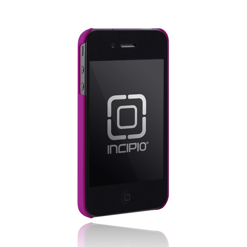 Incipio Feather iPhone 4(S) Bright Purple - 3