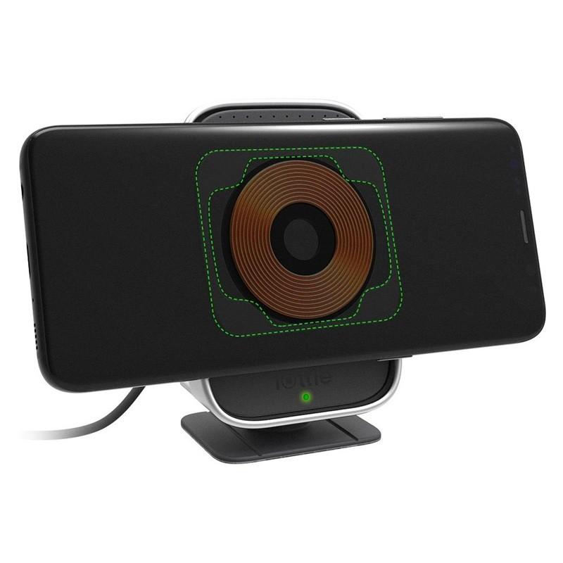 iOttie iTap Magnetic Qi Wireless Autolader - 1