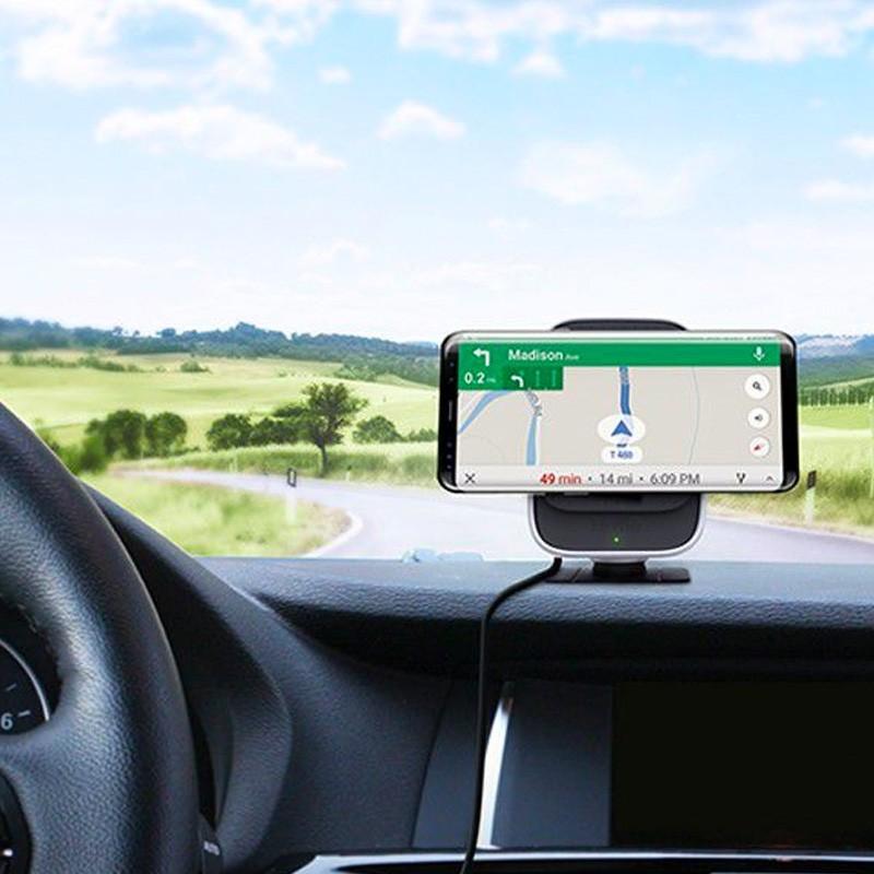 iOttie iTap Magnetic Qi Wireless Autolader - 6