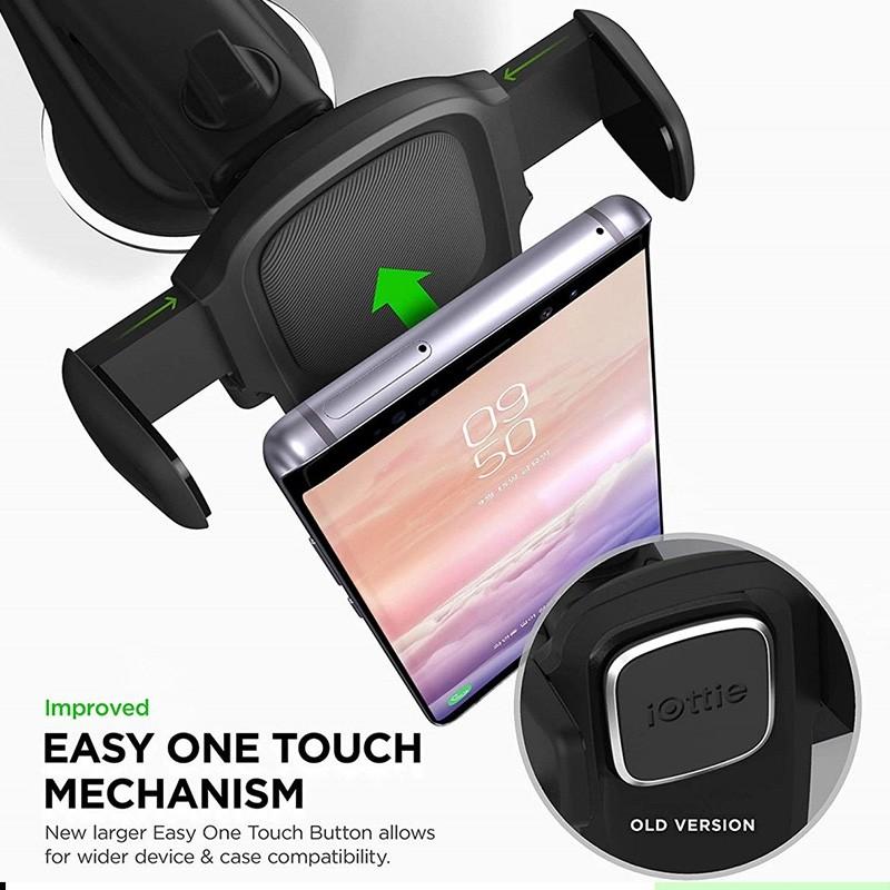 iOttie Easy One Touch 5 Autohouder met Zuignap 06