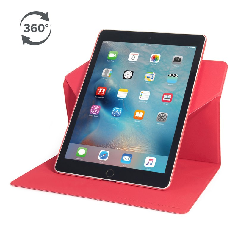 Tucano - Giro Folio iPad Pro 9,7 inch Red 01