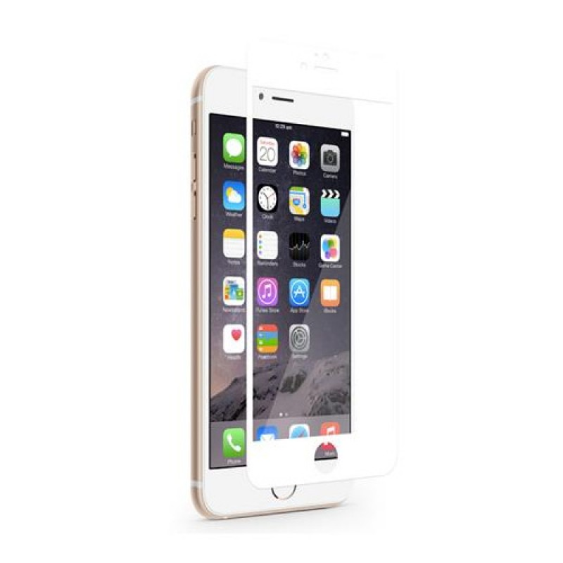 Moshi iVisor Glass iPhone 6 Plus White - 2