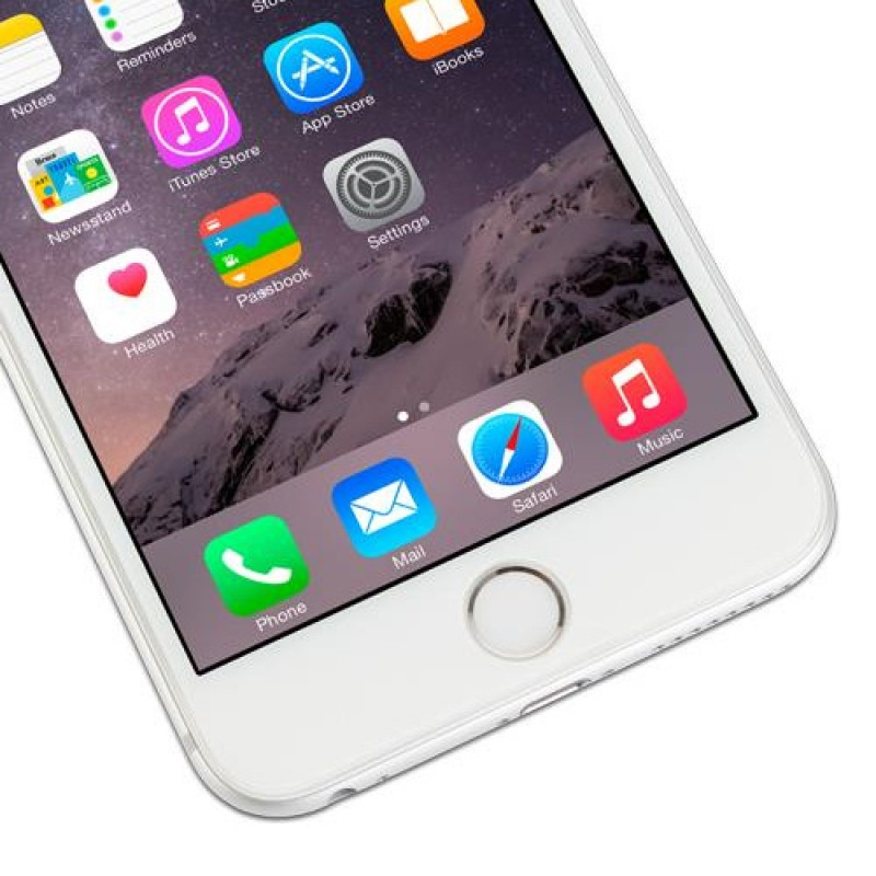 Moshi iVisor Glass iPhone 6 Plus White - 6