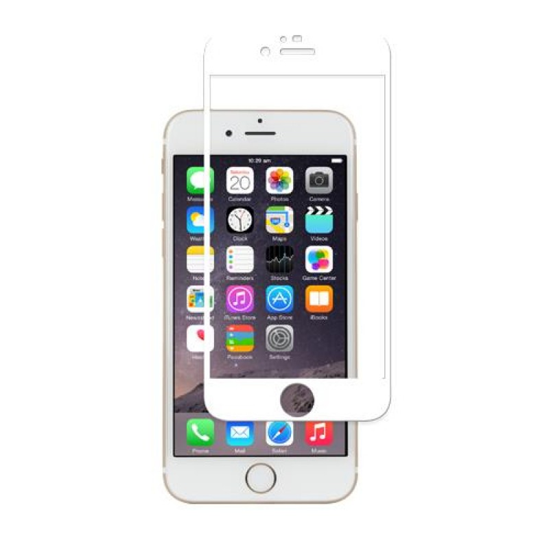 Moshi iVisor AG iPhone 8/7/6s/6 White - 1